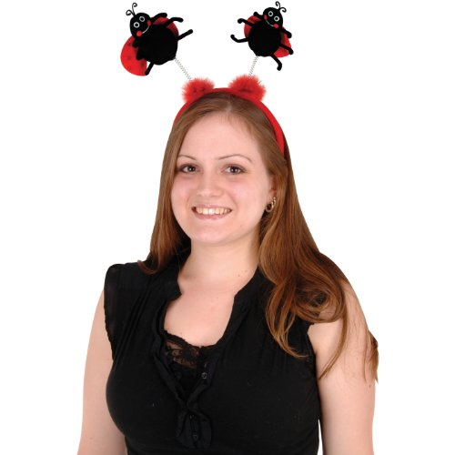Ladybug Boppers Party Accessory (1 count) (1/Pkg) ()