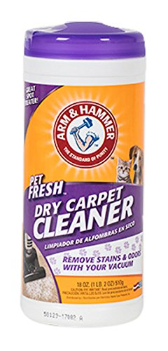 3M Filtrete Pet Fresh Formula Dry Carpet Cleaner