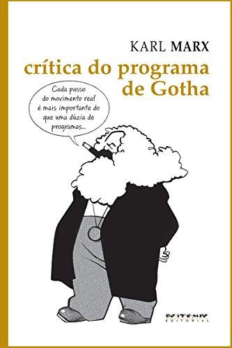 Crítica do Programa de Gotha (Coleção Marx e Engels)