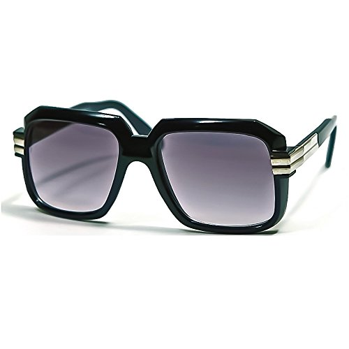 el HIP Gafas KISS® de VIEJA RUN mujer mod sol la de Negro ESCUELA hombre la Clásica rapero de DMC vendimia De HOP qa6S06r