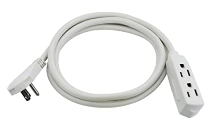 Pleasing Prime Wire Cable Ec930706K 6 Foot 14 3 Sjt 3 Outlet Office Cord Wiring Database Rimengelartorg