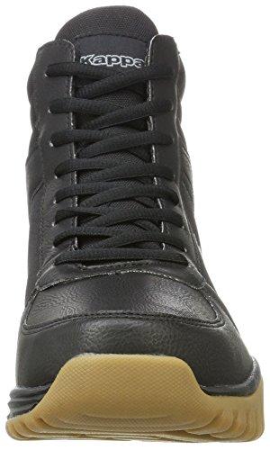 Men's 1111 Classic Black Kappa Black Black Brasker Mid Boots pCnqq8wgUx