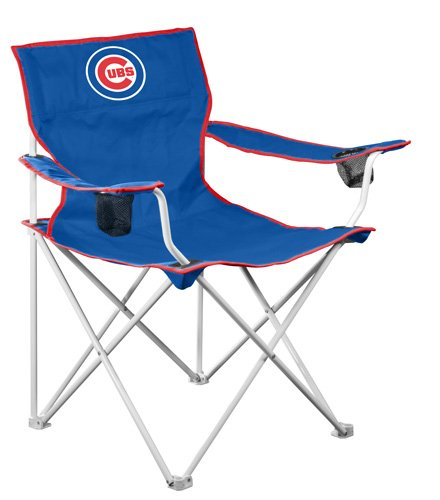MLB Chicago Cubs Deluxe Folding Chair