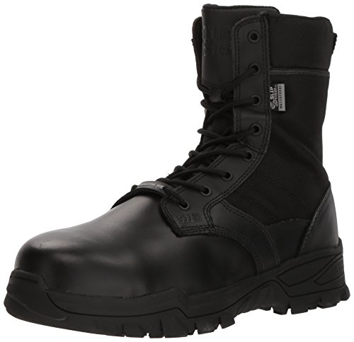 (5.11 Men's Speed 3.0 Shield Military and Tactical Boot, Black, 10.5 Medium US)