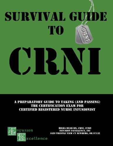 Download Survival Guide To CRNI Pdf
