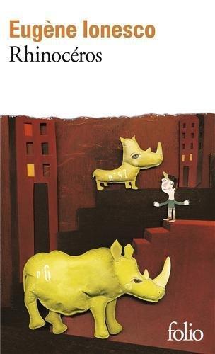 Rhinoceros (Folio) (French Edition) by Brand: Gallimard / Folio