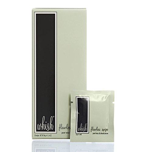 Whish Flawless Post Wax & Shave Serum Swipe (30 Swipes)
