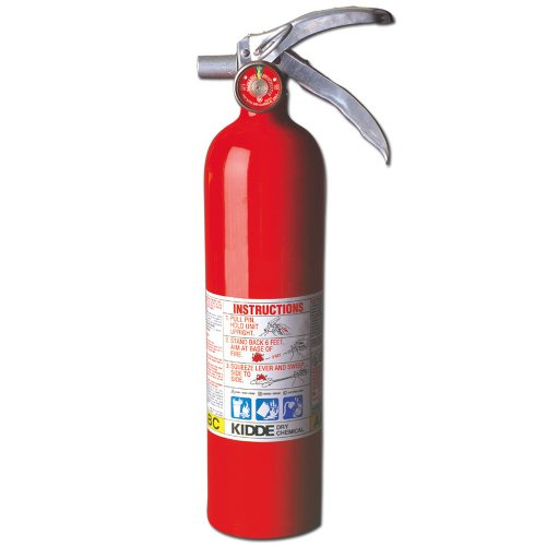 Pro Plus vehicle bracket extinguisher