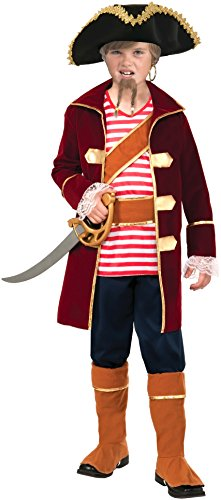 Captain Howdy Costumes - Forum Novelties Pirate Captain Costume,