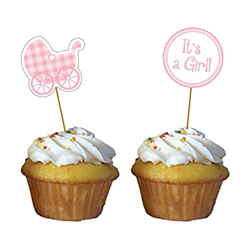 Baby Stroller Cake Decorations - 9