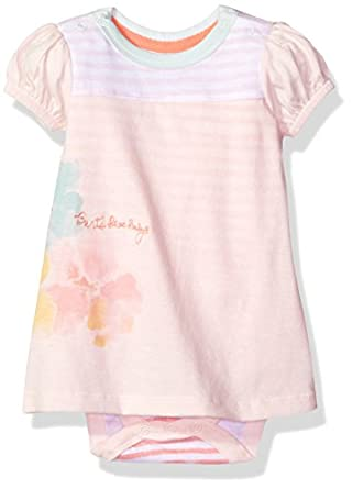 Amazon Burt s Bees Baby Girls Organic Short Sleeve