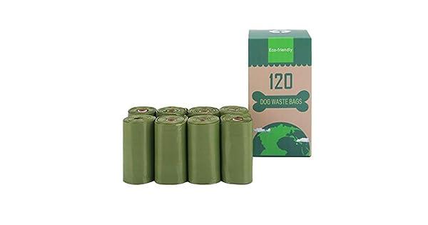 Amazon.com: MKDcom - Bolsas de basura biodegradables para ...