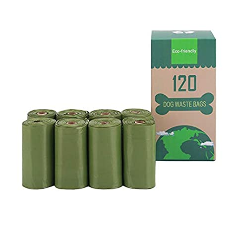 Amazon.com: MKDcom - Bolsas de basura biodegradables para ...