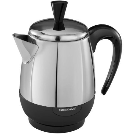 4-Cup Percolator by Generic