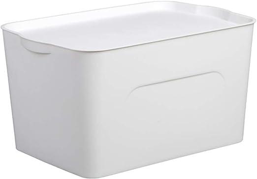 OHGQY Gran Caja De Almacenamiento De Plástico Apilable Caja De ...