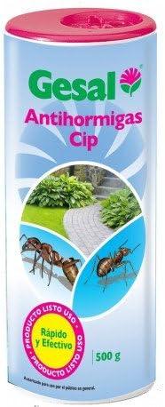 Insecticida Hormigas Polvo Gesal 500g