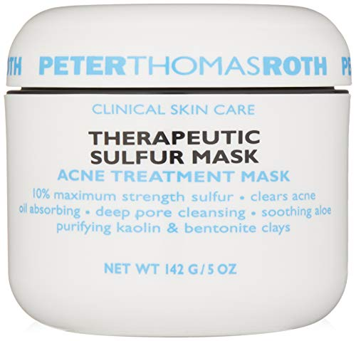 Peter Thomas Roth Therapeutic Sulfur Masque, 5.0 oz (Peter Thomas Roth Beta Hydroxy Wash Review)