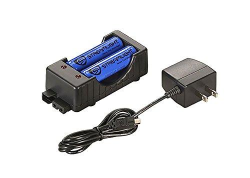 Li Battery Premium Ion (Streamlight 18650 Charger Kit)