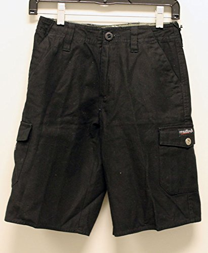 Matix Casual Walk Shorts Premium Black Sz 24 Skate ()