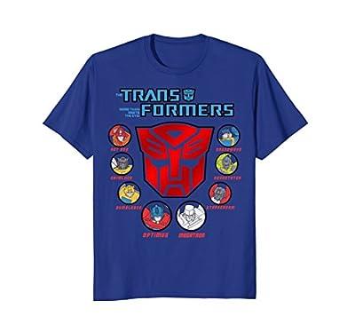 Transformer More Than Meets The Eye T-Shirt