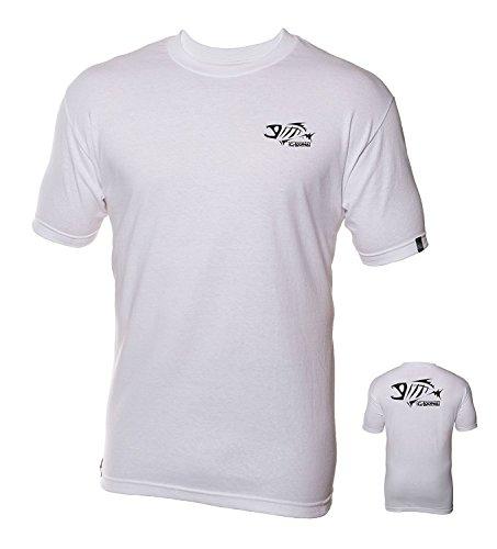 G. Loomis Ricochet Short Sleeve T-shirt White Large