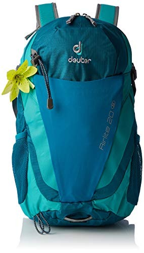 - Deuter Airlite 20 SL - Ultralight Day Hiking Backpack, Petrol/Mint