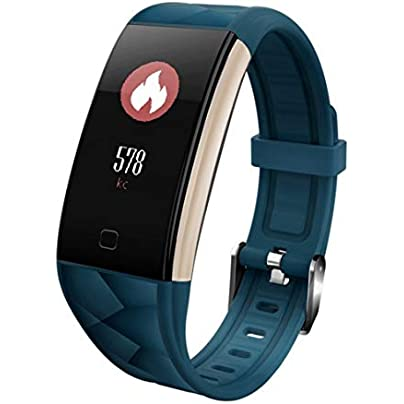 Fancysweety T20 Smart watch smart bracelet Waterproof Colorful Screen Smart Wristband Watch Fitness Tracker Estimated Price £10.09 -