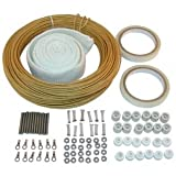 Alto Shaam ALTO SHAAM 4881 Warmer Element 208V 210' Heater Cable Kit Wire Oven 500-Th-Ii 341308