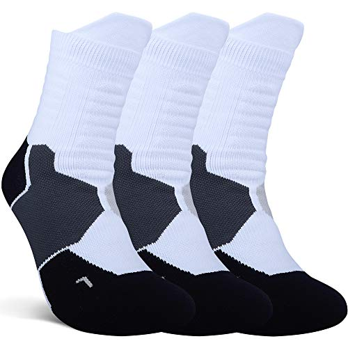 Thick Protective Sport Cushion Elite Basketball Compression Athletic Socks