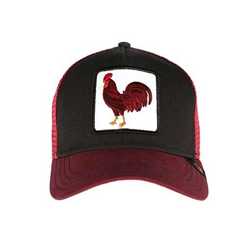 para Rojo béisbol única Hombre Gorra Rojo Bros Talla Goorin de ZvSIqq