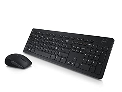 Amazon In Buy Dell Km636 Wireless Spanish Keyboard Mouse Combo