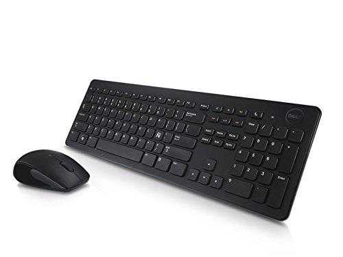 Dell KM636 Wireless (Spanish Latin Layout) Keyboard & Mouse Combo (580-ADVB)