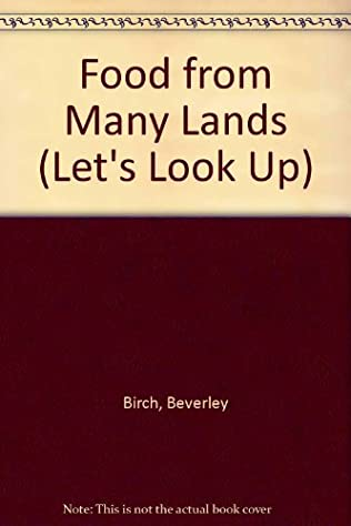 book cover of Food from Many Lands
