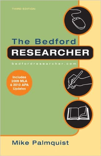 Bedford edition 5th pdf researcher the