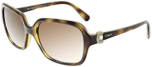 Vogue Eyewear Womens Sunglasses (VO2994) Tortoise/Brown Plastic - Non-Polarized - - Vogue Spectacles