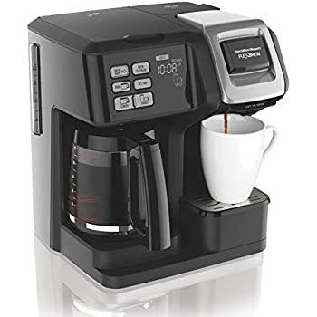 Amazoncom Hamilton Beach 49976 Flexbrew Coffee Maker Single