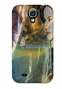 Galaxy S4 Case Cover - Slim Fit Tpu Protector Shock Absorbent Case (star Wars Revenge Sith)