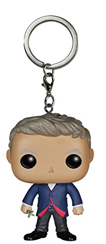 Funko Doctor Who - Dr #12 Action Figure Pocket Pop Keychain