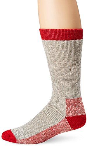 Terramar Superior Warmth Comfort Thermal Wool Boot Socks (Pack of 2)