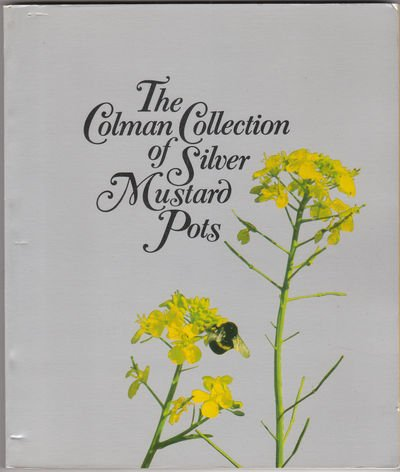 The Colman Collection of Silver Mustard Pots