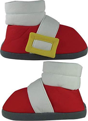 Sonic The Hedgehog Sonic Plush Slippers -