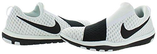 white blanco Black Bianco Donna Connect Wmns Sneaker Nike Free Hw80xHY