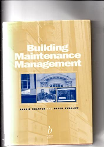 Ebook Téléchargez gratuitement KindleBuilding Maintenance Management by Barrie Chanter (French Edition) PDF