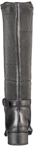 Caprice Stivali comb Nap Nero Donna black 25505 UUqrY5w