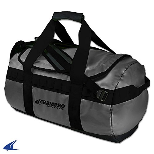 ChamproスポーツハイブリッドDuffel Pack B01HQCF3I8 Champro Sports Hybrid Duffel Pack, Optic Yellow, 24