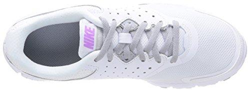 Sportive White Nike fuchsia wolf Grey Wmns Scarpe Donna Revolution Eu Glow q47xBI6