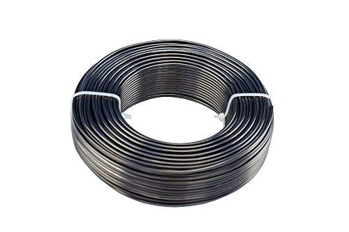 500 gm Premium Skilled 3.5mm Anodized Aluminum Bonsai Wire/Coaching Wire(500gm/62ft) Bonsai Instruments Simple to Use and Work with. Accessible in 1mm, 1.5mm,2mm,2.5mm,3mm,3.5mm,4mm