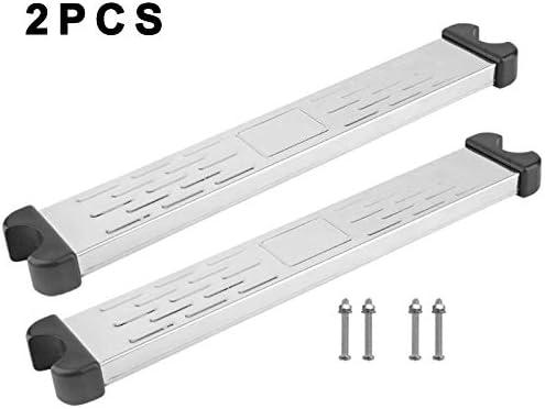 Gelentea 1 Unidad Escalera de Repuesto para Pedal de Piscina Acero Inoxidable