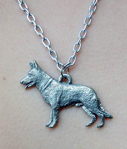 German Shepherd Dog Necklace - German Shepherd Dog Necklace (1539)