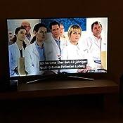 Samsung KU6519 138 cm (55 Zoll) Curved Fernseher (Ultra HD